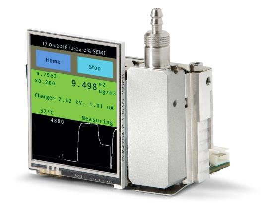 Dekati electrical particle sensor