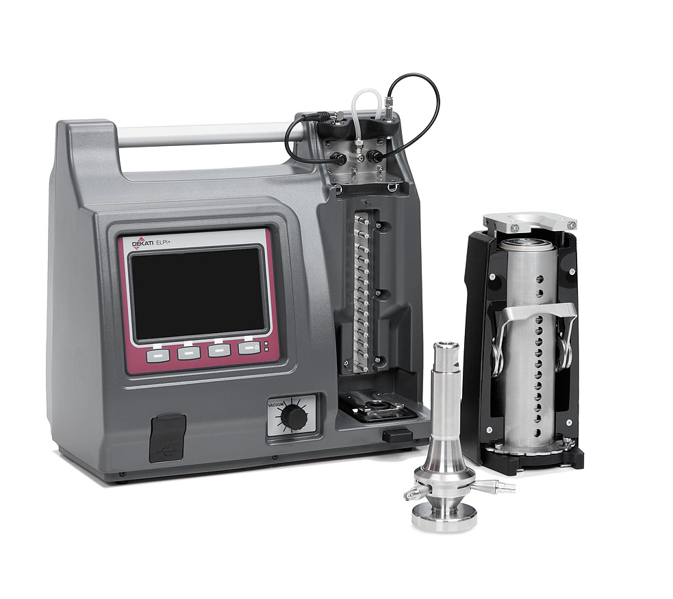Particle size spectrometer