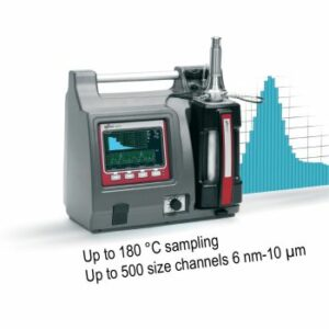 Aerosol size spectrometer