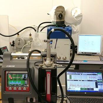 Filter efficiency measurements