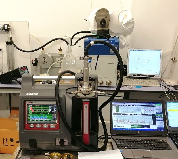 Particle Filtration Research and Testing